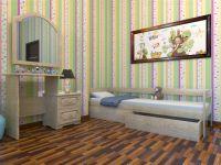 Кровать-тахта Оттомано с ящиками (массив бука) | DreamExpert