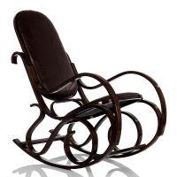 Кресло-качалка Формоза кожа, вариант 1 014.0011 | Тайвань