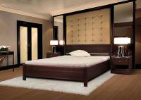 Кровать Руно 3 из массива бука | Диамант-М